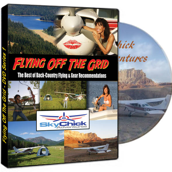 Flying off the Grid