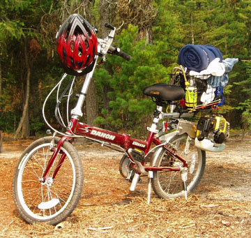 Dahon Bike