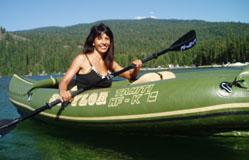 Sevlor Kayak